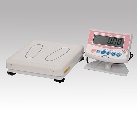 デジタル体重計[検定付]DP-7101PW-S セパレート型 1台 【キャンセル・返品不可】