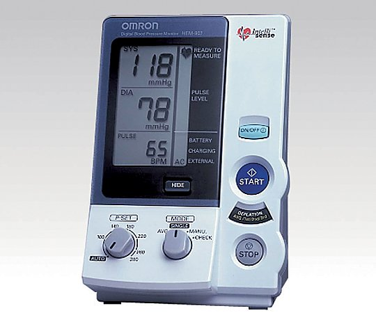 デジタル自動血圧計 本体 HEM-907 1式【条件付返品可】