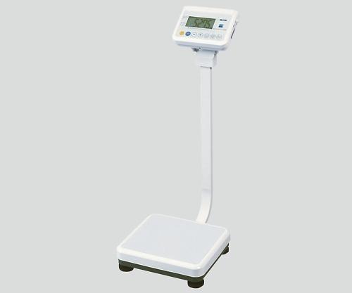 精密体重計[検定付]ポールタイプ WB-150 1個 【キャンセル・返品不可】