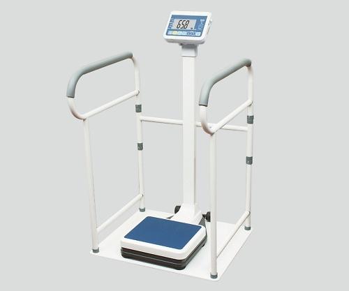 精密体重計[検定付]用 昇降補助手すり OP-501 1個