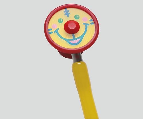 ゼラメド聴診器 コスモリット(ダブルタイプ) ネオ 新生児用 イエロー 1本【条件付返品可】
