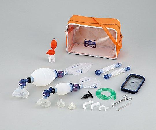 救急蘇生セット[一般救急用] 成人・新生児用 AIRW-2 1式【返品不可】