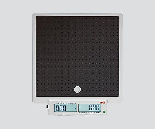 デジタルフラットスケール[検定付]4級 seca878 1台 【後払不可】【返品不可】