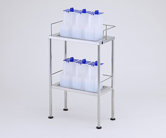 貯尿器スタンド ACB-6S 6人用 1台【条件付返品可】