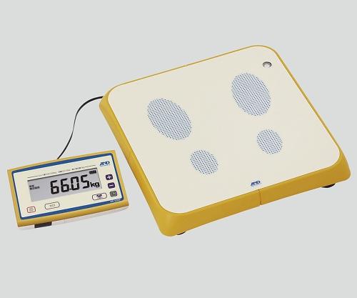 業務用体重計(スマートスケール)[検定付]AD-6210 1個 【後払不可】【返品不可】