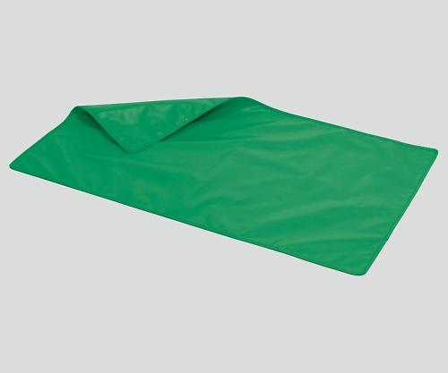 放射線防護用掛布 0.25mm グリーン 1枚【条件付返品可】