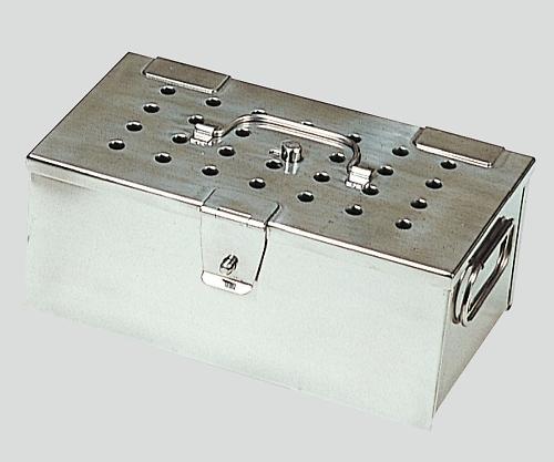 全自動高圧蒸気滅菌器(ステリウィット)用 角カスト(上下開閉タイプ) NS-250-6 1個【条件付返品可】