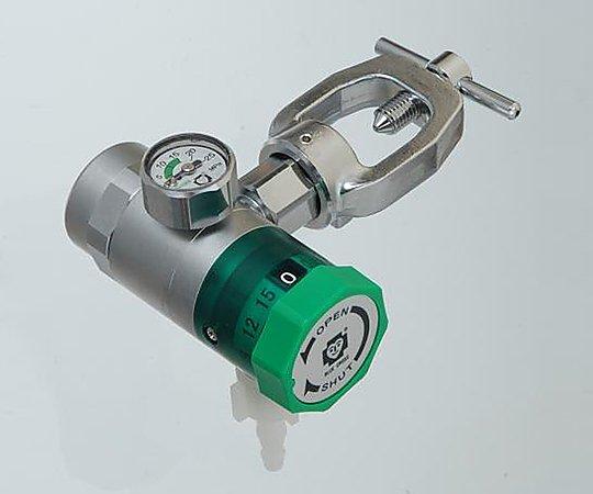 ダイヤル式減圧弁 D-Y15 ヨーク型加湿瓶無 1個【条件付返品可】