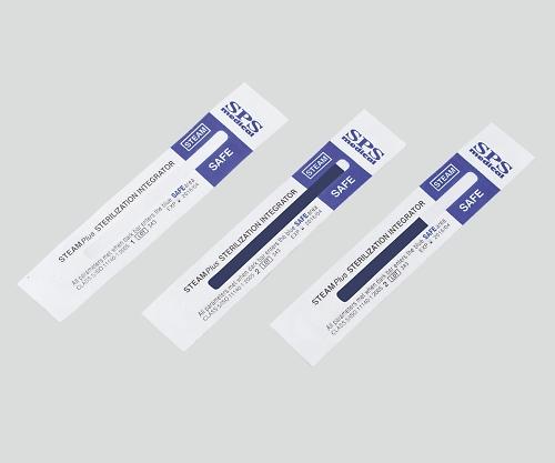 蒸気滅菌用インテグレーター(スチームプラス) SSI-1000 1箱(1000枚入り)【条件付返品可】