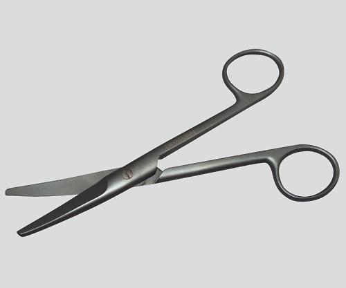 メーヨ剪刀(チタン製) 曲 TN-0230331 1本【返品不可】