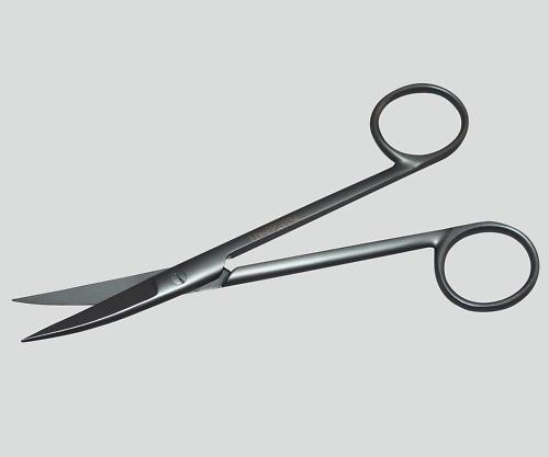 形成特殊糸切剪刀(チタン製) 曲 TN-992034 1本【条件付返品可】