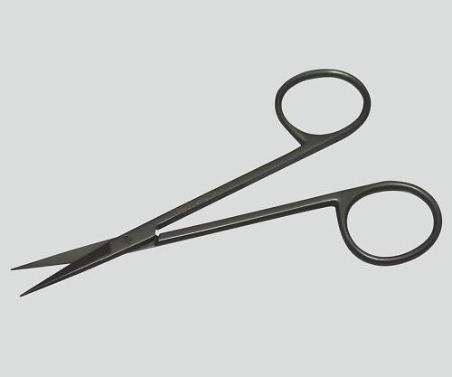 アイリス剪刀(眼科剪刀 チタン製) 直 TN-0340476 1本【条件付返品可】