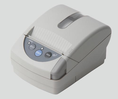 スーパークレーブ(クラスB真空ポンプ付)用 温度記録プリンター 1個【返品不可】
