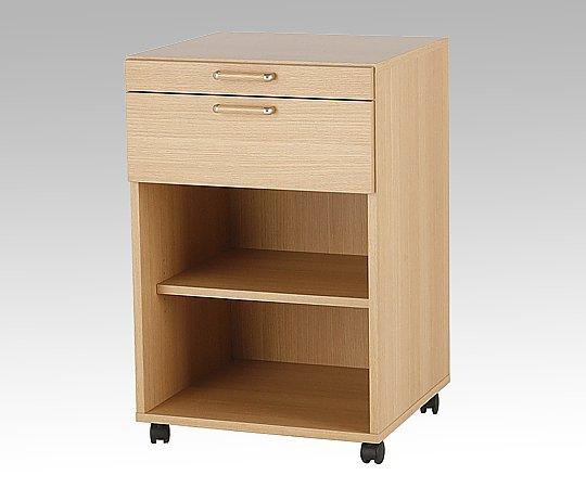 床頭台 (ブラウン/580x550x900mm) GSB-SL-55-B 1台 【大型商品】【同梱不可】【代引不可】【キャンセル・返品不可】