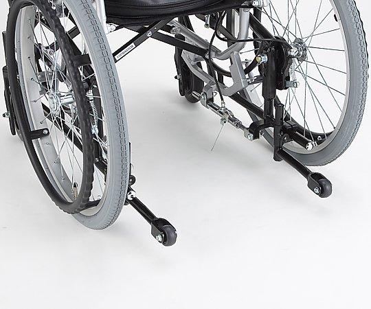 【部品・アクセサリー】ティルト車椅子用転倒防止装置 1組【条件付返品可】