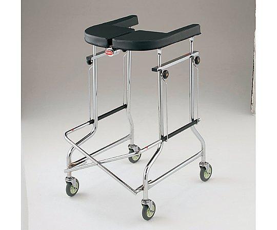 歩行補助器 (アルコー1B型/折りたたみ式) 1B型 1台 【大型商品】【後払不可】【同梱不可】【返品不可】