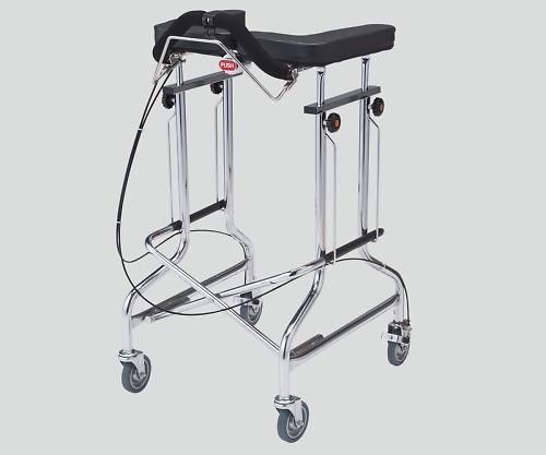 歩行補助器(アルコー1S-C型・折りたたみ式) 540x620x875~1035 1S-C型 1個【条件付返品可】