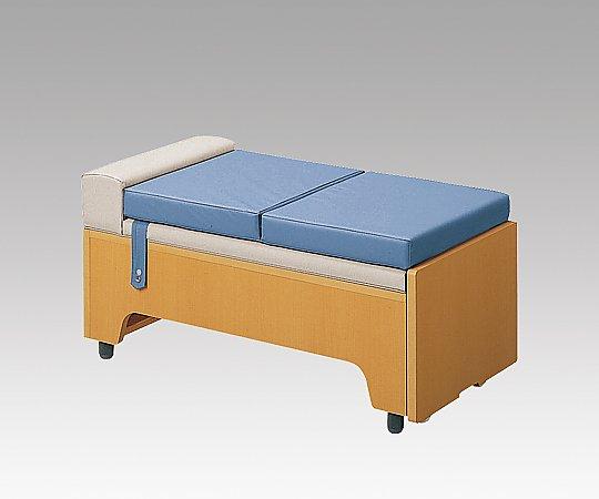 簡易ベッド (977x540x480mm) HP-NB1VR62 1台 【大型商品】【同梱不可】【代引不可】【キャンセル・返品不可】