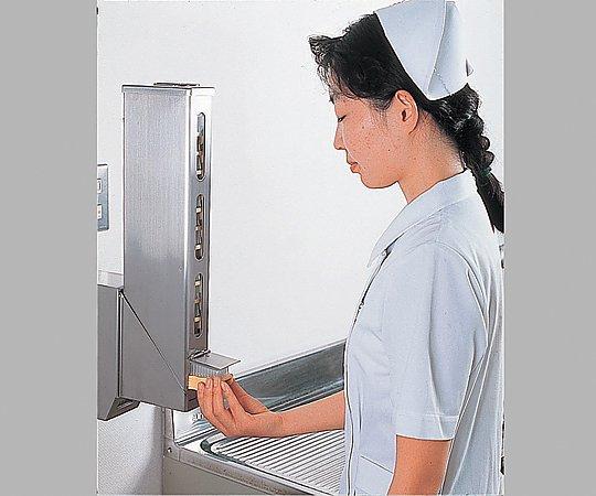 手洗ブラシ滅菌ケース KB-15用壁掛ホルダ KB-151 1個【条件付返品可】