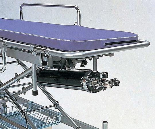 酸素ボンベ架(ヨコ型) TY227-5 1個【条件付返品可】
