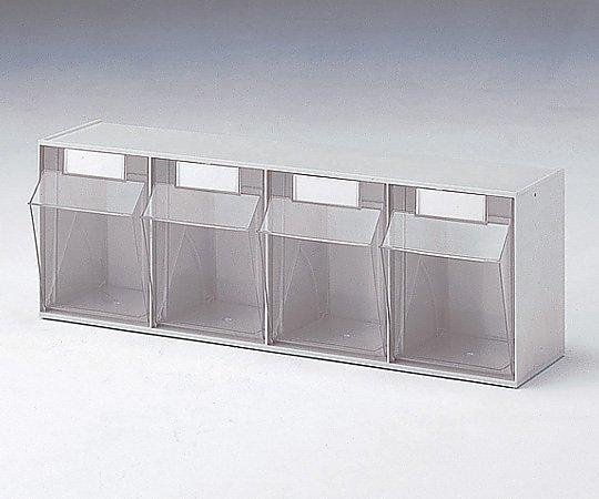 BOXケース 4BOX 600x168x207mm 920040 1個【条件付返品可】