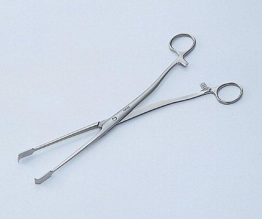 膣部鉗子 ネジ止式 255mm 1個【条件付返品可】