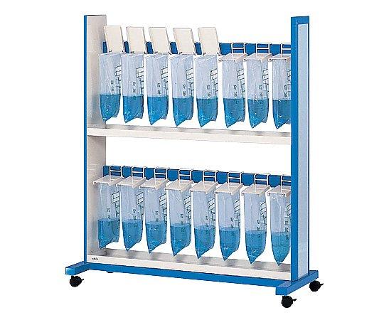 貯尿スタンド(樹脂製) PV-16B 16人用 1台【条件付返品可】