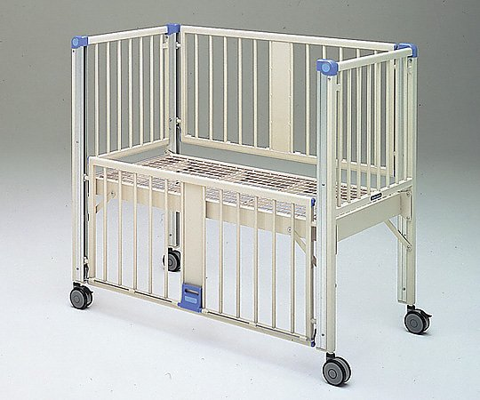 小児用ベッド BC-510 800x1400x1300mm 1台 【大型商品】【同梱不可】【代引不可】【キャンセル・返品不可】