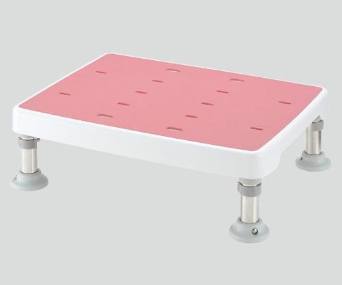 浴そう台(高さ調節付・すべり止め) 410x300x125~140 18911 1個【条件付返品可】