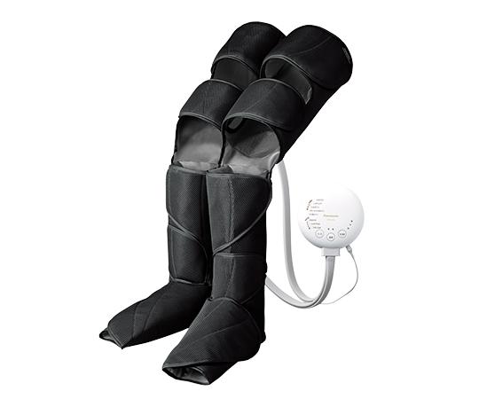 エアーマッサージャー (レッグリフレ) 12箇所・8コース ブラック EW-RA96-K 1個【条件付返品可】