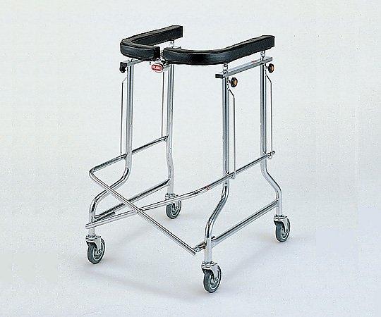 歩行補助器 (アルコー1型・折りたたみ式) 1型 1台 【大型商品】【同梱不可】【代引不可】【キャンセル・返品不可】