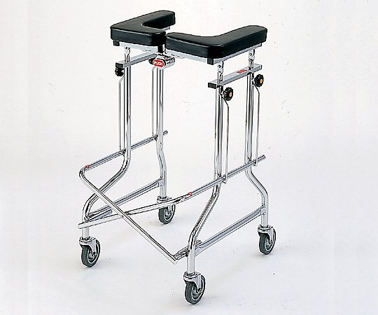 歩行補助器 (アルコー1S/1G・折りたたみ式) 1S型 1台 【大型商品】【同梱不可】【代引不可】【キャンセル・返品不可】