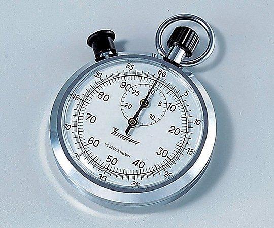ストップウォッチ 30分計 1周60秒 122-0301-00 1個【条件付返品可】