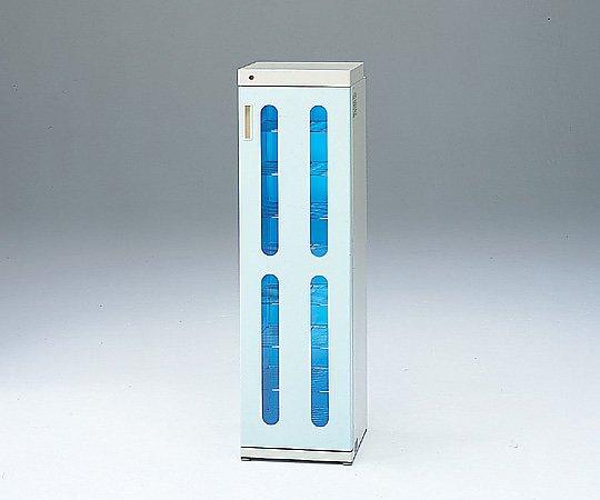クリーンボックス 8足 グリーン DM-SLT-G 1台【条件付返品可】