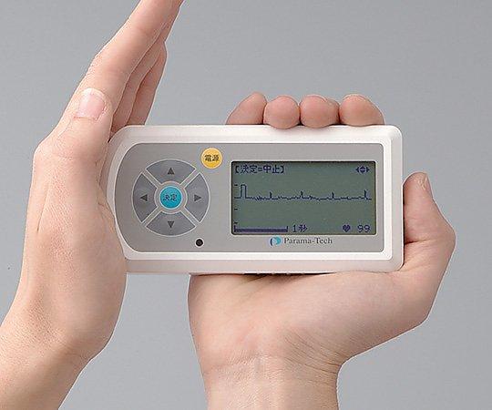 心電図記憶装置 EP202 60x124x88mm 1台【条件付返品可】