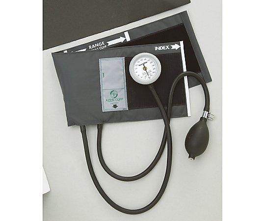 ギヤフリーアネロイド血圧計 グレー 1個【条件付返品可】