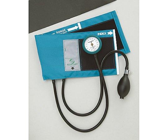 ギヤフリーアネロイド血圧計 ティール 1個【条件付返品可】