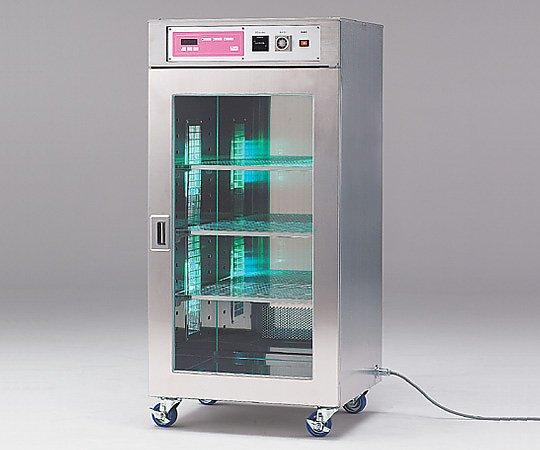 便尿器殺菌線保温庫 (棚板仕様) SUV-600II 1台 【大型商品】【後払不可】【同梱不可】【返品不可】