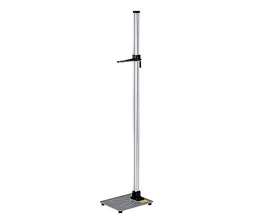 金属身長計 YS-OA 成人2m 1~200cm 1台【条件付返品可】