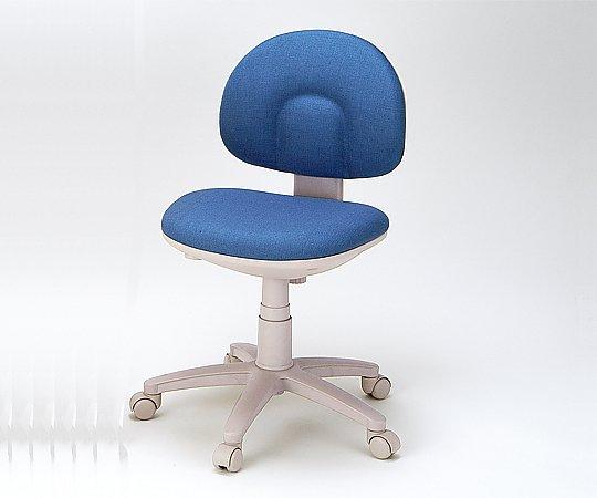 快適OA椅子 CH-B636XSN ブルー 1脚【条件付返品可】