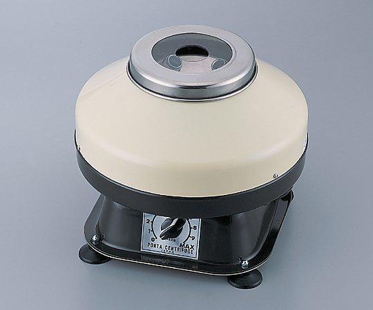 卓上小型遠心器 MODEL-40 3500~4000rpm 1880G 1台【キャンセル・返品不可】