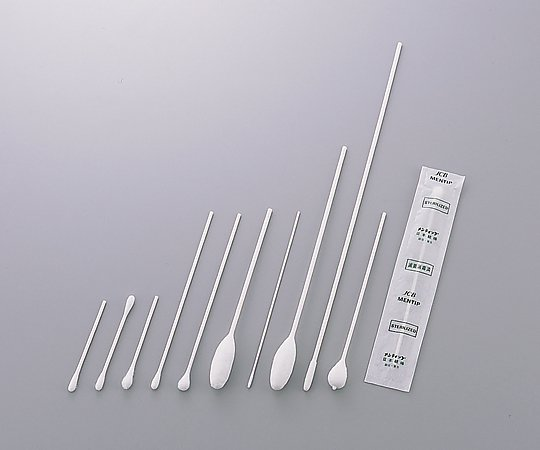 メンティップ(紙軸) 耳鼻科・小児科 φ1.9x147mm 5P1501 1箱(5本x360袋入り)【条件付返品可】
