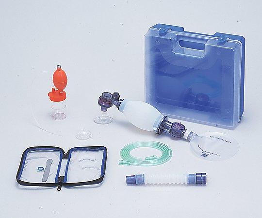 救急用人工蘇生ケース ICRW-HA 新生児用 1.6kg 1式【条件付返品可】