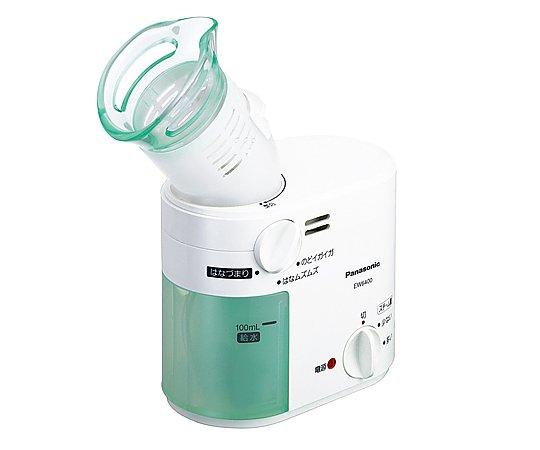 スチーム吸入器 EW-6400P-W 1台【キャンセル・返品不可】