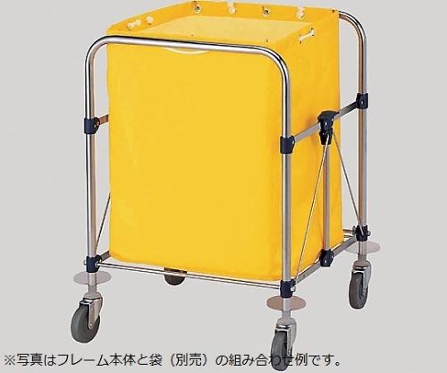 リサイクルカート(Y-2自立式) フレーム CA468-000X-MB 1台【条件付返品可】