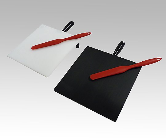軟膏板(PE製) 白 小 HN-200W 1枚【条件付返品可】
