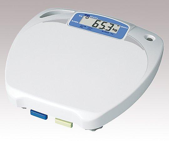 ベッドサイドスケール[検定付]AD6121A 1台 【キャンセル・返品不可】
