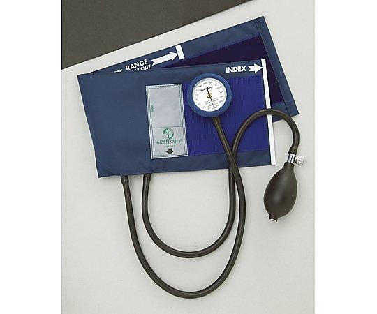 ギヤフリーアネロイド血圧計 紺 1個【条件付返品可】