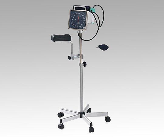 スタンド式アネロイド血圧計[加圧ポンプ・上肢台付き] No.542S 1個【条件付返品可】