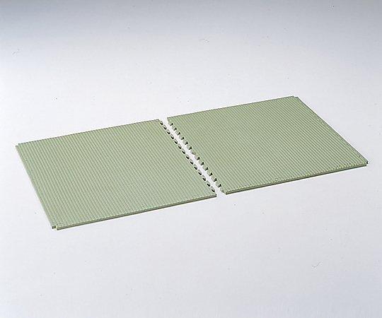 EVAたたみマット 半畳(2枚組) 940x940x15mm 58536 1組(2枚入り)【条件付返品可】